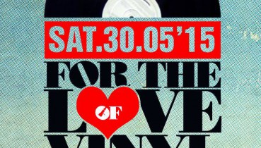 for the love of vinyl @ Factory (Aalst)