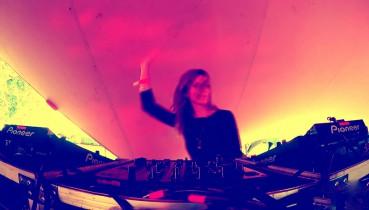 DJ Alienna @ Vreugedans 2015