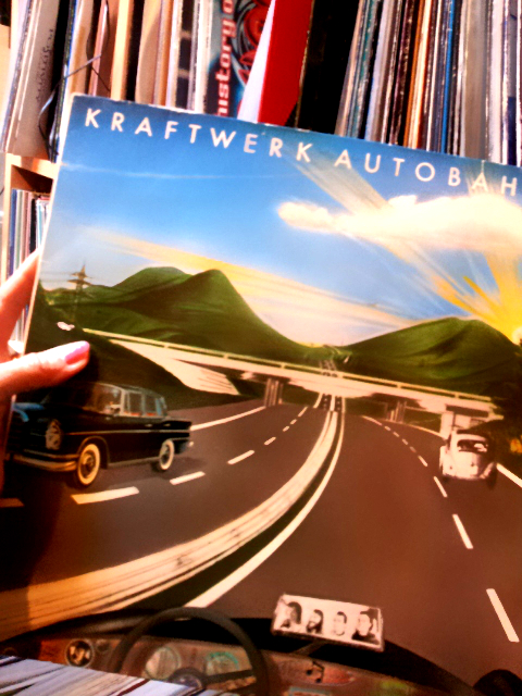 Kraftwerk Autobahn Vinyl