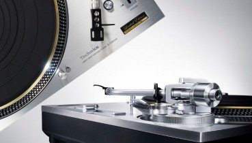 New Technics SL-1200G