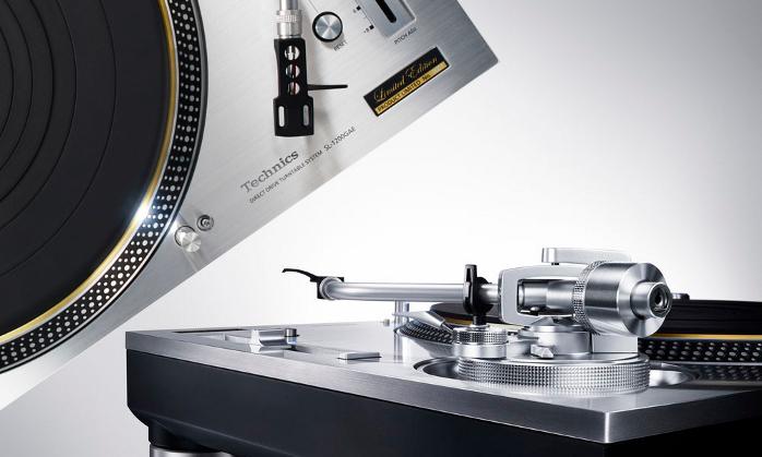 New Technics SL-1200G