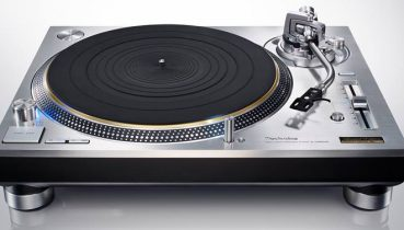 the new Technics SL-1200G