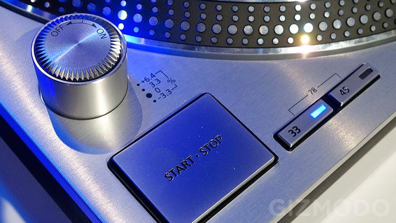 the new Technics SL-1200GAE