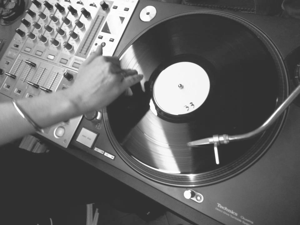 alienna @ record store day Belgium 2016