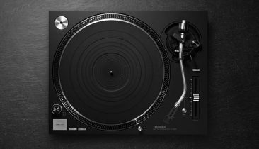 Technics SL-1210GR (Black)